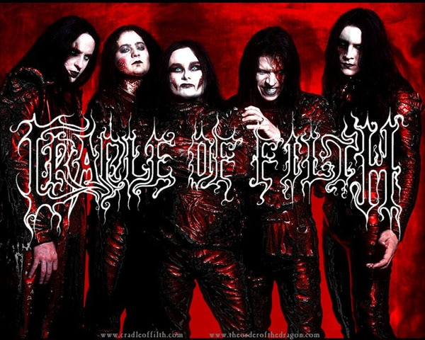 Dani Filth Talks Cradle of Filth, Music, Movies, and More