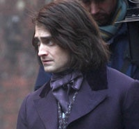 Another Hairy Look at Daniel Radcliffe in Frankenstein