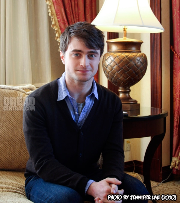 Exclusive Interview with Daniel Radcliffe - The Woman in Black