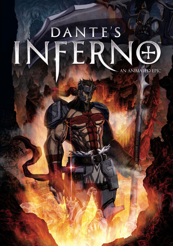dante1 - DVD and Blu-ray Details: Anchor Bay's Animated Dante's Inferno Feature