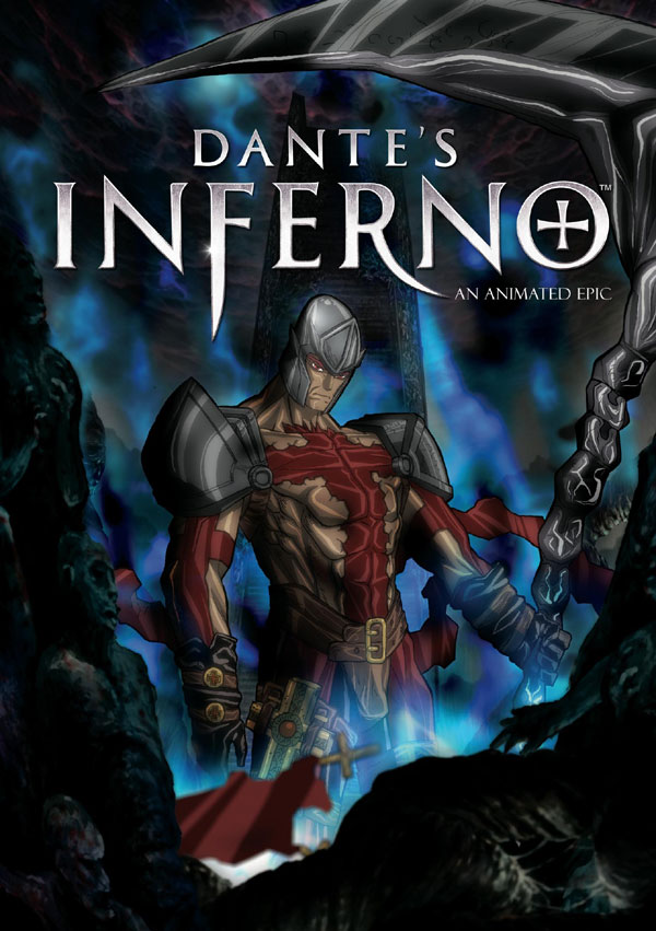 dante2 - DVD and Blu-ray Details: Anchor Bay's Animated Dante's Inferno Feature