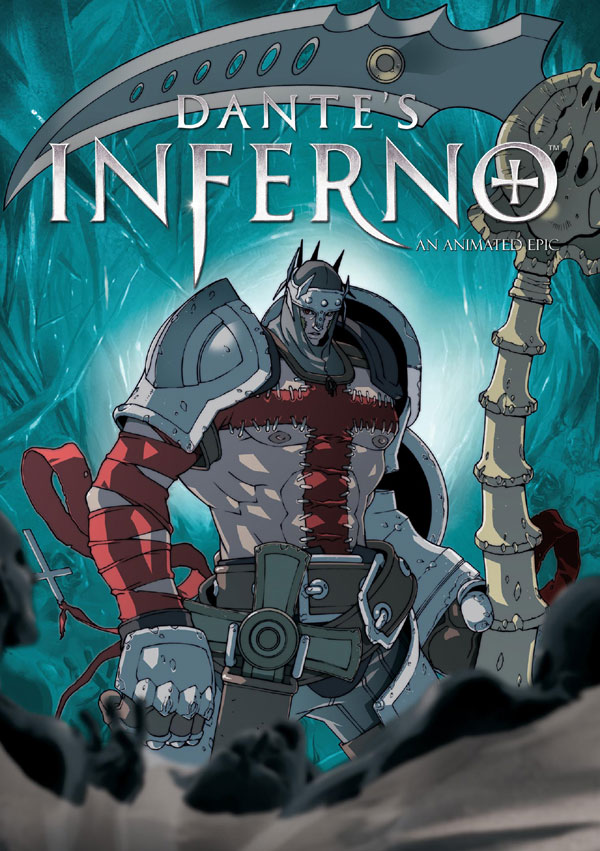 dante5 - DVD and Blu-ray Details: Anchor Bay's Animated Dante's Inferno Feature