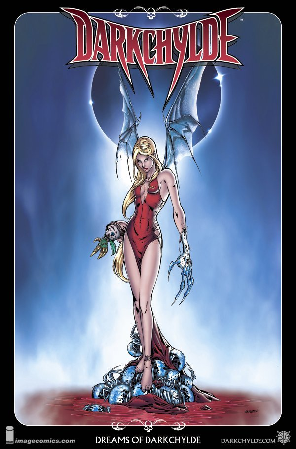 San Diego Comic-Con 2011: Dreams of Darkchylde Signing Event and Book/Poster Giveaway