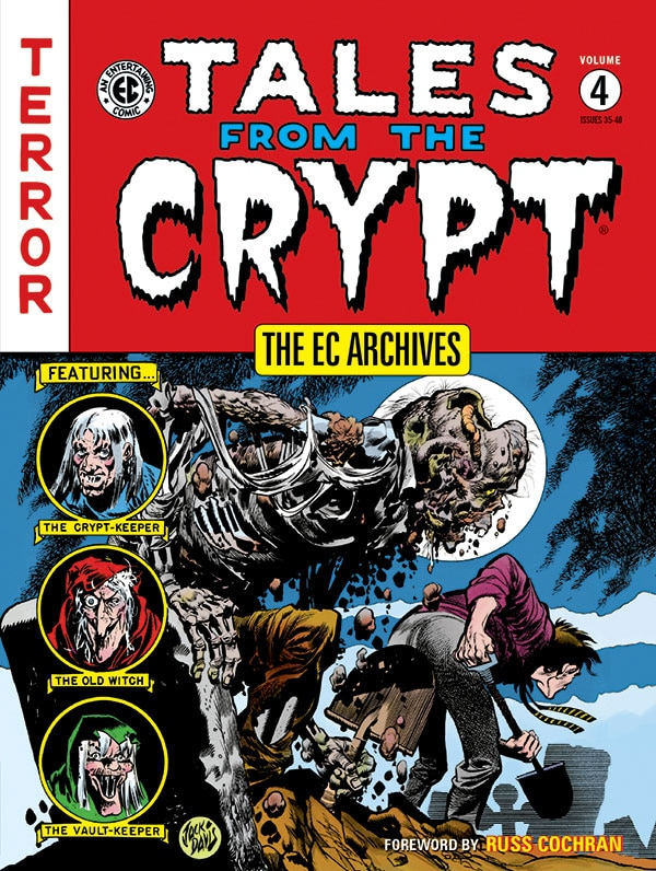 Dark Horse Releasing New Tales from the Crypt Collection in October