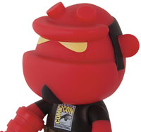 San Diego Comic-Con 2013: More Dark Horse Exclusives - Plants vs. Zombies Print Edition and Hellboy Qee