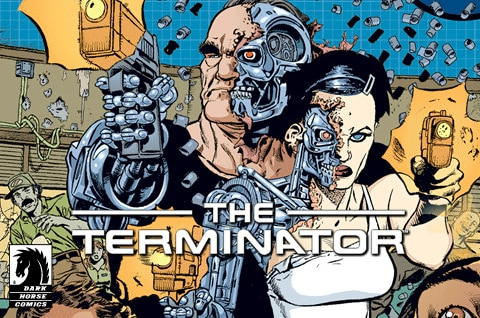 The Terminator: Death Valley Coming to iTunes