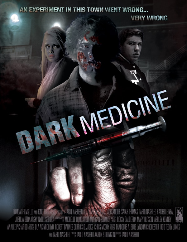 TomCat Films Dispensing Dark Medicine in the Blood Shed
