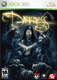 The Darkness review! (click to see it bigger)