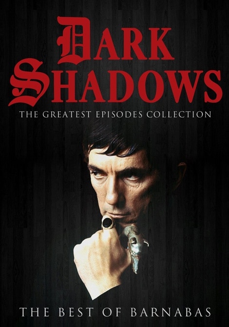 Complete Dark Shadows DVD Box Set Details Announced!!