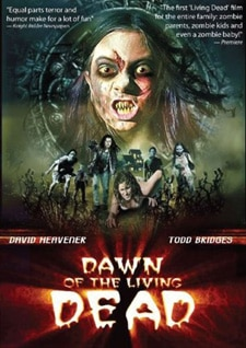 dawnofthelivingdead - Dawn of the Living Dead (DVD)