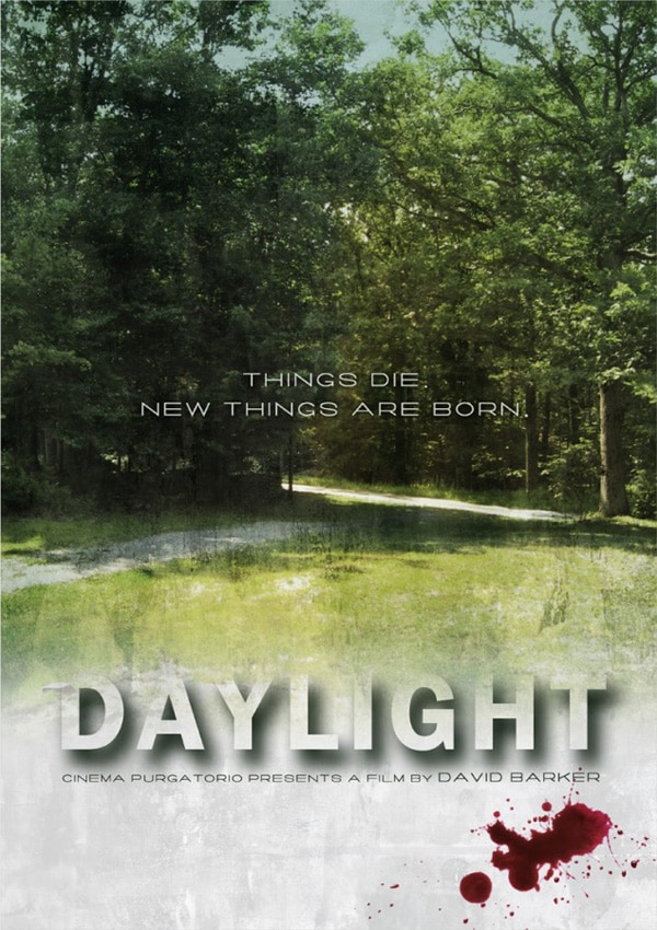 Offical Artwork and Trailer Debut: Cinema Purgatorio's Daylight