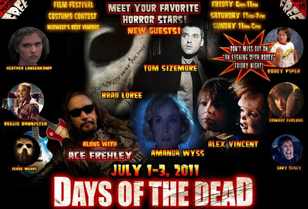 Days of the Dead Forming the World's Longest Human Centipede! Win Tickets to Witness the Mayhem!