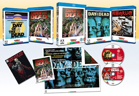 Day of the Dead UK Blu-ray Review