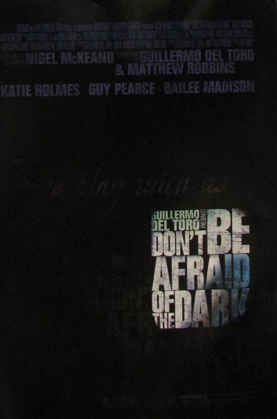 Win a Massive Don't Be Afraid of the Dark Prize Pack!