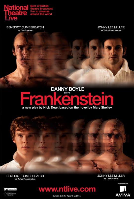 Trailer Debut - Danny Boyle's Frankenstein