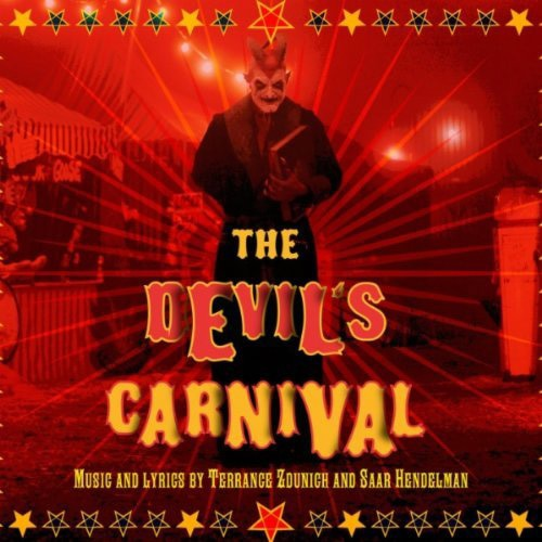 The Devil's Carnival Soundtrack Now Available