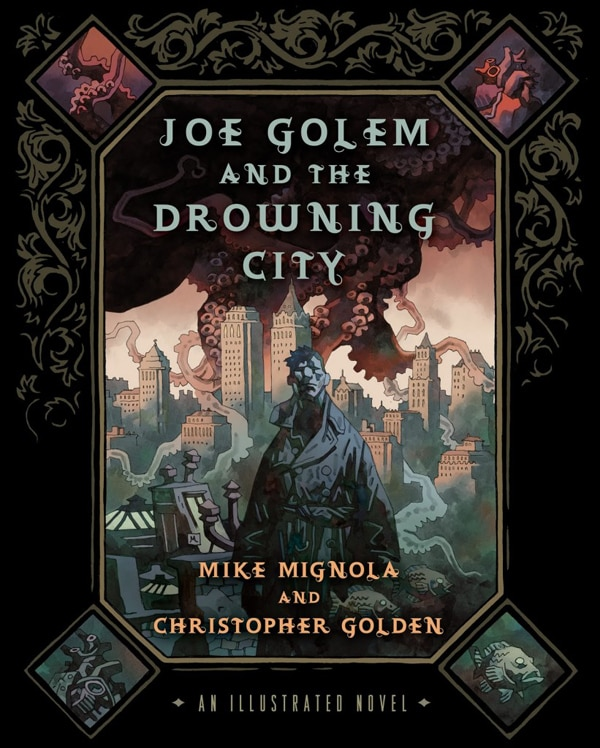 San Diego Comic-Con 2012: Alex Proyas to Visit Joe Golem And The Drowning City