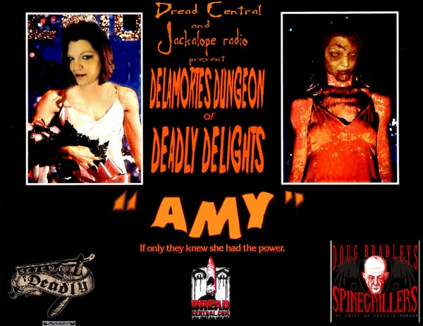 ddamy - Delamorte's Dungeon of Deadly Delights: Monster Man's Cleve Hall and Constance Hall