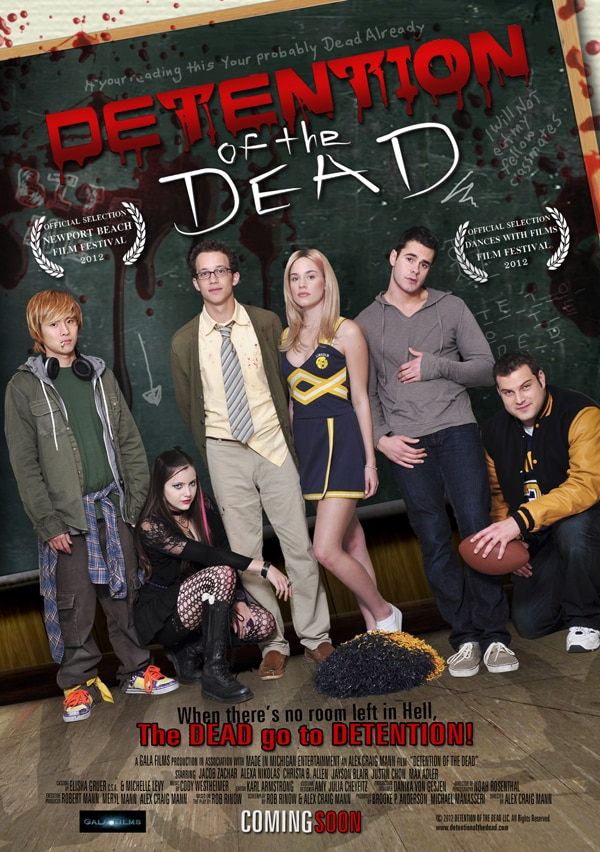 ddead - Detention of the Dead LA Premiere This Friday at Chinese 6 Theatres