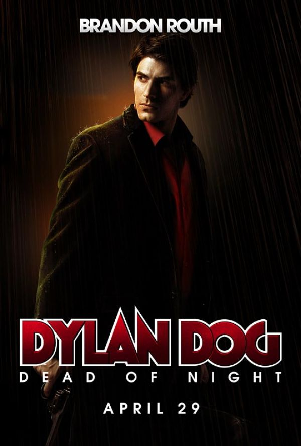 Official U.S. One-Sheet and Trailer: Dylan Dog: Dead of Night