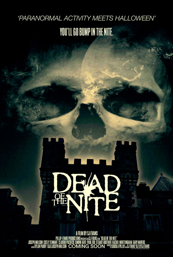 dead of nite art - Paranormal Activity Meets Halloween in the Dead of the Nite