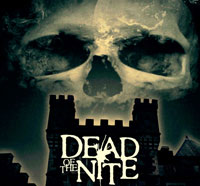 dead of nite artwork - AFM 2013: First Look at Tony Todd in Dead of the Nite