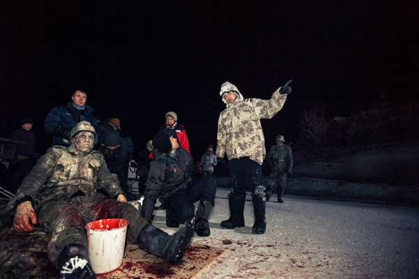 dead snow 2 1 - First Images from Dead Snow: War of the Dead