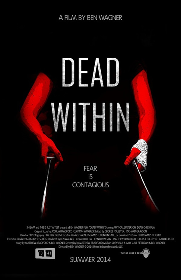 dead within - Exclusive Images from Ben Wagner's Dead Within