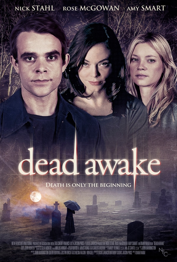 Dead Awake on DVD