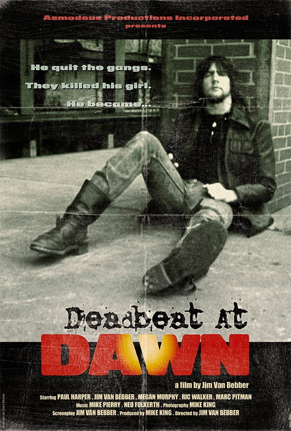 deadbeatatdawn - Jim VanBebber Talks The Manson Family, Gator Green, and True 70's Style Grindhouse Cinema
