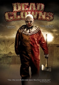 Dead Clowns DVD (click for larger image)