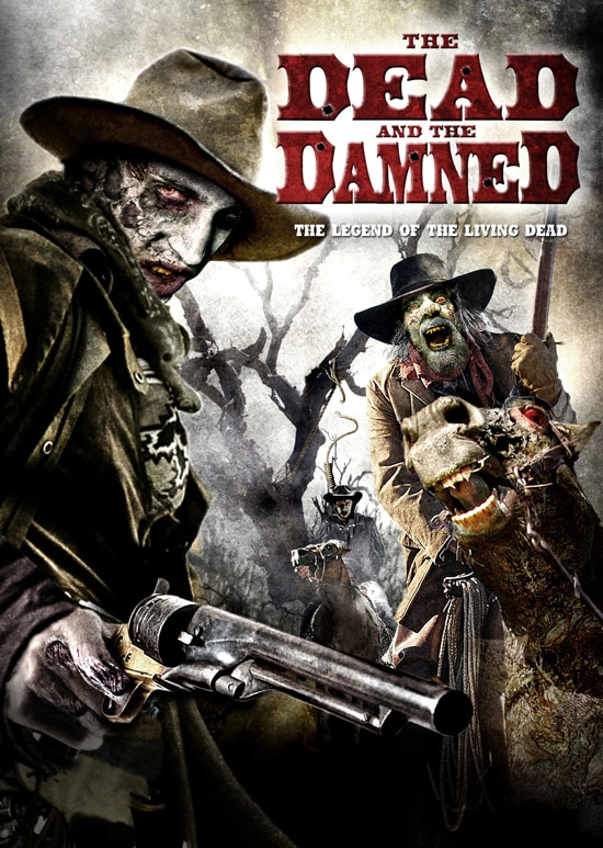 deaddamned - Artwork and More Details on the US DVD Release of The Dead and the Damned