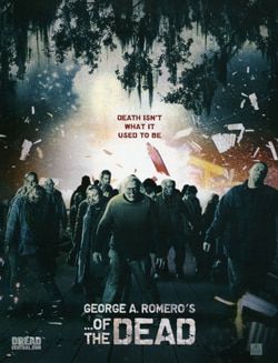 Poster #1 for George A. Romero's ... of the Dead