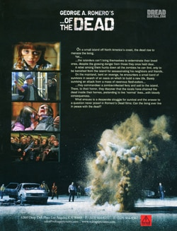 Poster #2 for George A. Romero's ... of the Dead