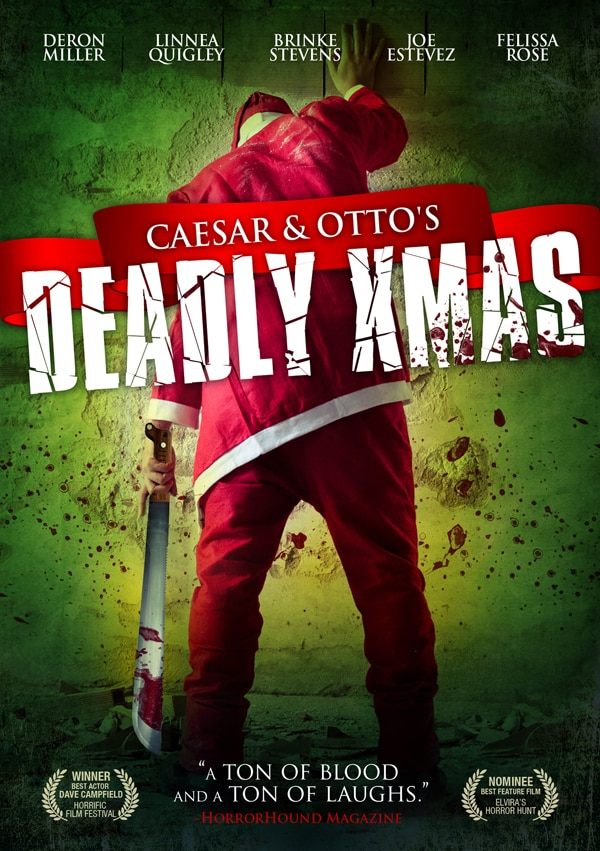 deadly xmas dvd - Caesar and Otto's Deadly Xmas Comes Home for the Holidaze!