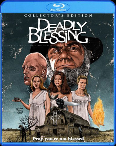 deadly - More Updates from Scream Factory: Blu-ray Artwork for The Nest & Deadly Blessing; Prison Announced for 2013
