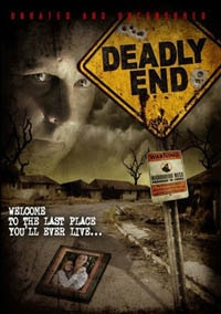 DVD art for Deadly End, formerly Neighborhood Watch...