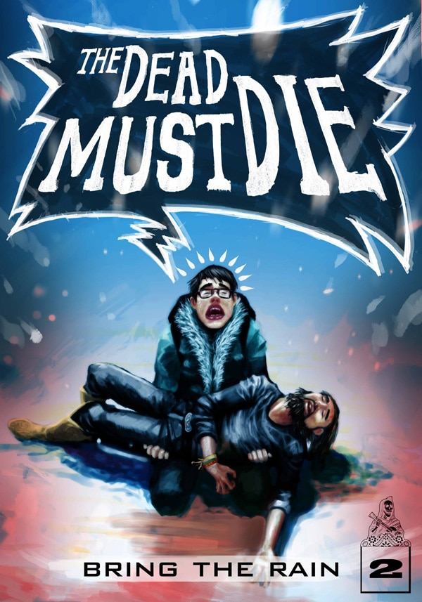 Check out The Dead Must Die Webseries, Right Here, Right NOW!