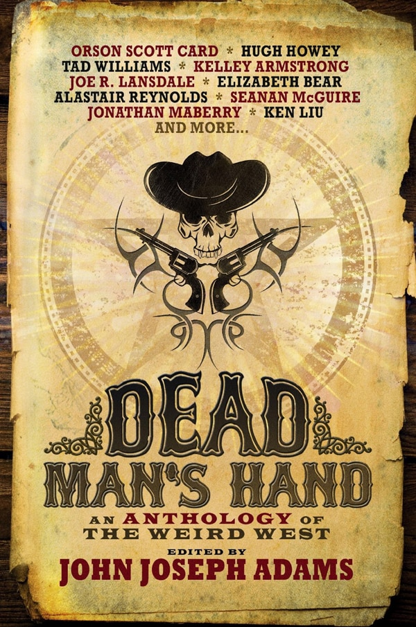 Read an Exclusive Excerpt from Joe Lansdale's 'The Red-Headed Dead' Story in Dead Man's Hand
