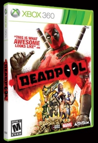 deadpool s - Deadpool (Video Game)