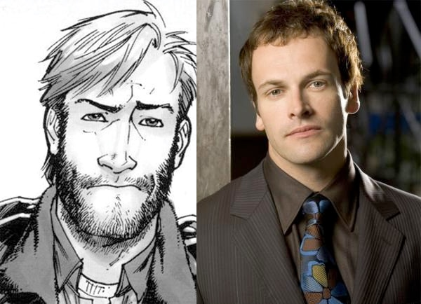 Jonny Lee Miller Frontrunner for Rick in The Walking Dead