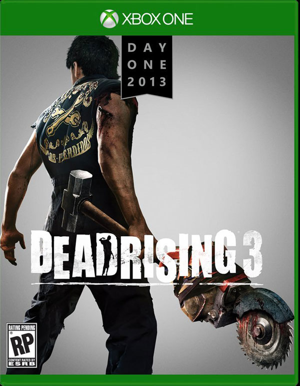 Dead Rising 3 Day One Edition