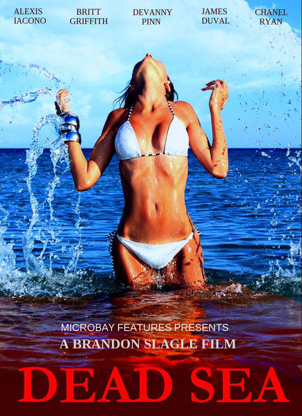 First Stills from Upcoming Creature Feature Dead Sea