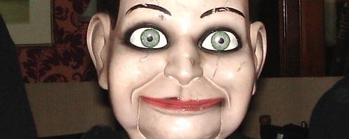 Dead Silence puppet (click to see the whole pic0!