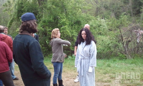 Dread Central Visits the Set of Chiller's Dead Souls