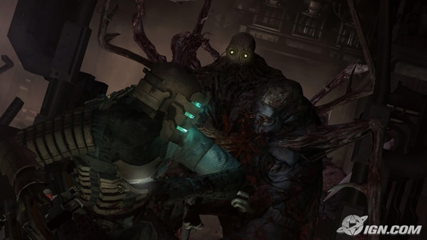 Dead Space gets an animated prequel