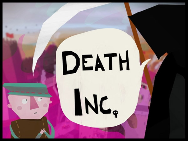 Pre-purchase Death Inc. and Spread Fear Today for $10