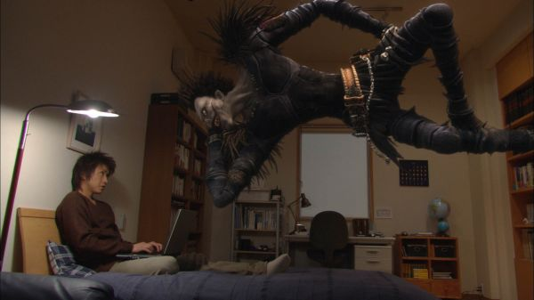 Warner Acquires Rights to Death Note