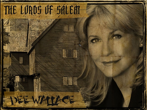 Dee Wallace Lends a Hand to the Lords of Salem