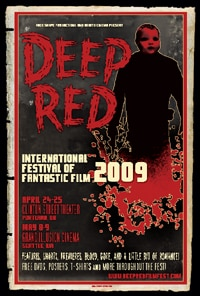 Deep Red International Festival of Fantastic Film (click for larger image)